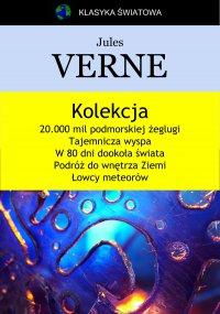 Kolekcja Verne'a - Opracowanie zbiorowe , Jules Verne