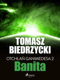 Otchłań Ganimedesa 2. Banita - Tomasz Biedrzycki