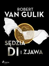 Sędzia Di i zjawa - Robert van Gulik
