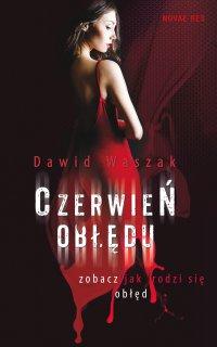 Czerwień obłędu - Dawid Waszak