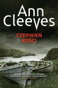 Czerwień kości - Ann Cleeves