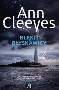 Błękit błyskawicy - Ann Cleeves