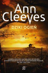Dziki ogień - Ann Cleeves