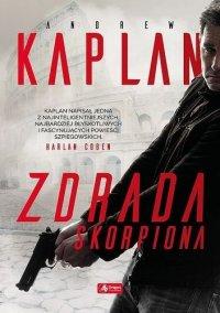 Zdrada Skorpiona - Andrew Kaplan