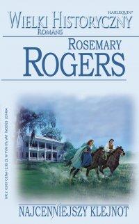 Najcenniejszy klejnot - Rosemary Rogers