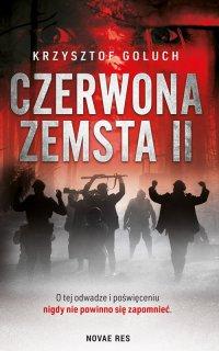 Czerwona zemsta II - Krzysztof Goluch