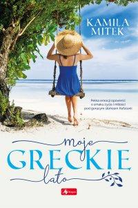 Moje greckie lato - Kamila Mitek