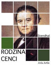 Rodzina Cenci - Stendhal , Tadeusz Boy-Żeleński