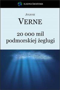 20 000 mil podmorskiej żeglugi - Jules Verne