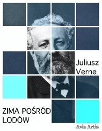 Zima pośród lodów - Juliusz Verne