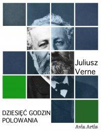 Dziesięć godzin polowania - Juliusz Verne