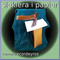 Siekiera i papier (teksty) - Comporecordeyros