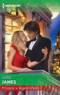 Przyjęcie w Regent's Park - Julia James