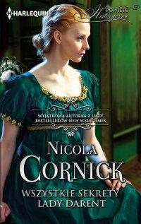 Wszystkie sekrety lady Darent - Nicola Cornick
