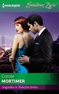 Angielka w Nowym Jorku - Carole Mortimer