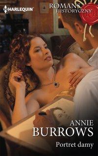 Portret damy - Annie Burrows