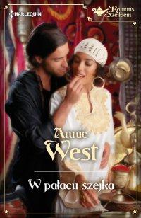 W pałacu szejka - Annie West