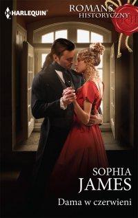 Dama w czerwieni - Sophia James