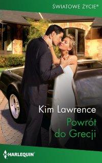 Powrót do Grecji - Kim Lawrence