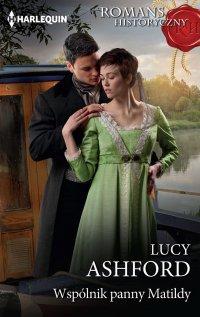 Wspólnik panny Matildy - Lucy Ashford