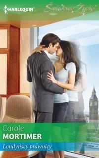 Londyńscy prawnicy - Carole Mortimer
