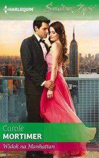Widok na Manhattan - Carole Mortimer