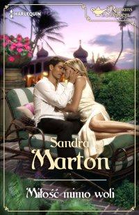 Miłość mimo woli - Sandra Marton