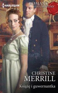 Książę i guwernantka - Christine Merrill