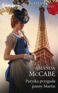 Paryska przygoda panny Martin - Amanda McCabe