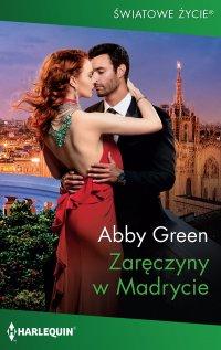 Zaręczyny w Madrycie - Abby Green