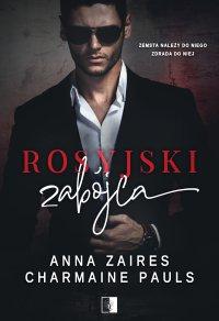 Rosyjski zabójca - Anna Zaires