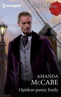 Opiekun panny Emily - Amanda McCabe