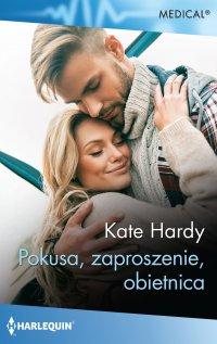 Pokusa, zaproszenie, obietnica - Kate Hardy