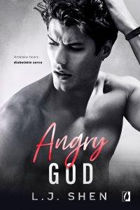Angry God. All Saints High. Tom 3 - L.J. Shen
