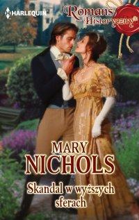 Skandal w wyższych sferach. Klub Dżentelmenów - Mary Nichols