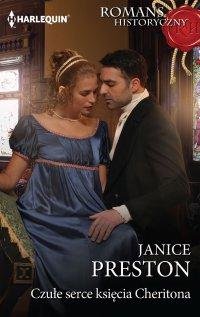 Czułe serce księcia Cheritona - Janice Preston