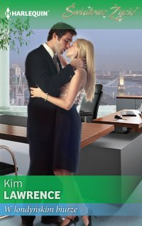 W londyńskim biurze - Kim Lawrence