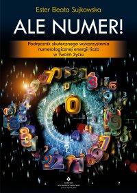 Ale Numer! Podręcznik skutecznego wykorzystania numerologicznej energii liczb w Twoim życiu - Beata Sujkowska