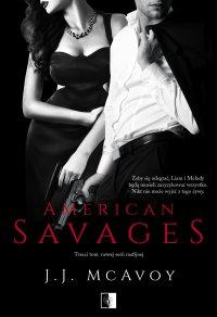 American Savages - J. J. McAvoy