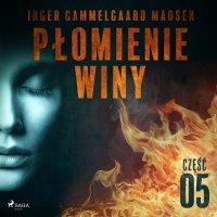 Płomienie winy. Część 5 - Inger Gammelgaard Madsen