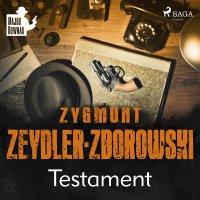 Testament - Zygmunt Zeydler-Zborowski