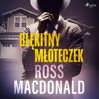 Błękitny młoteczek - Ross Macdonald