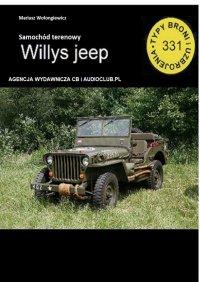 Samochód terenowy Willys jeep - Mariusz Wołongiewicz