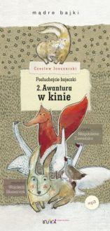 Posłuchajcie bajeczki: Awantura w kinie - Magdalena Zawadzka, Czesław Janczarski