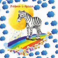 Zebra i tęcza - Justyna Piecyk