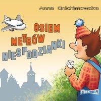 Osiem metrów niespodzianki - Anna Onichimowska
