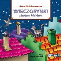 Wieczorynki z kotem Miśkiem - Anna Onichimowska