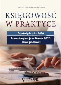 Inwentaryzacja w firmie 2020 - krok po kroku - Katarzyna Trzpioła