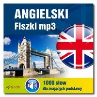 Angielski Fiszki mp3 1000 słówek dla znających podstawy - Opracowanie zbiorowe