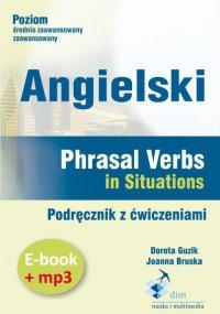 Angielski. Phrasal verbs in Situations. Podręcznik z ćwiczeniami + audiobook - Dorota Guzik